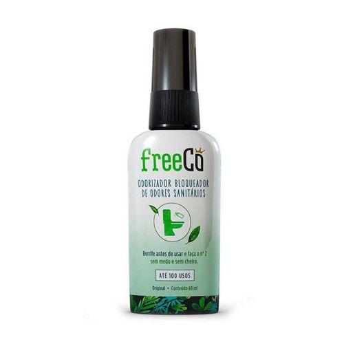 Freeco Bloqueador De Odores Sanitários 60ml