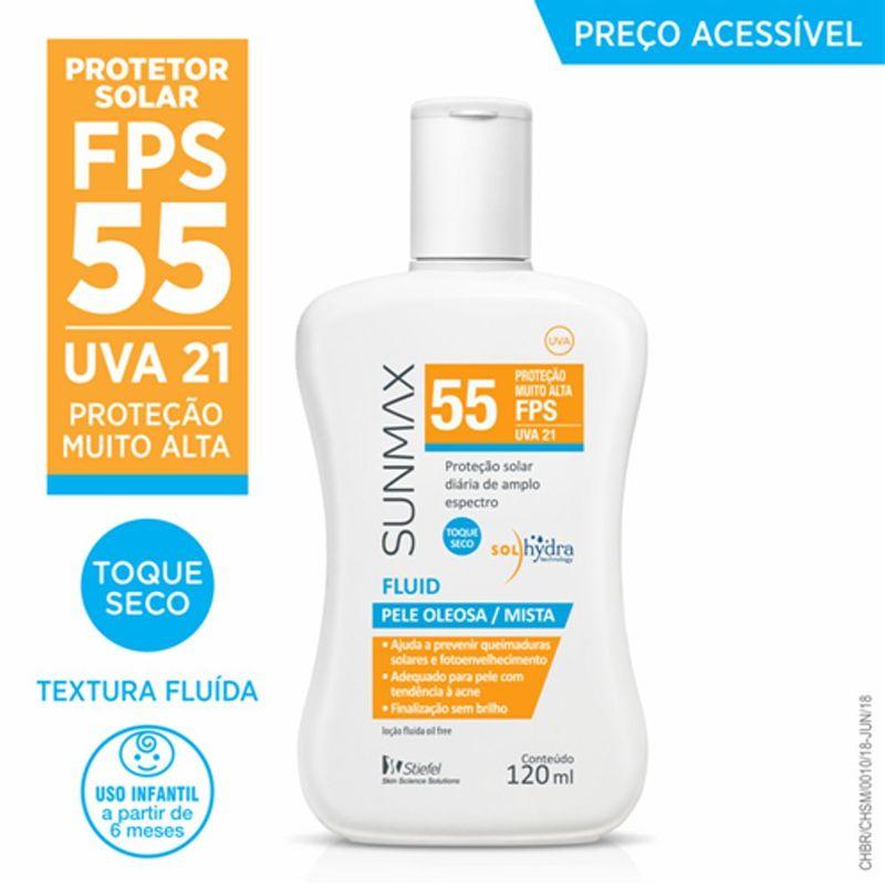 Sunmax-Fluid-Fps55-Pele-Oleosa--Mista-120ml-Pague-Menos-46046-1