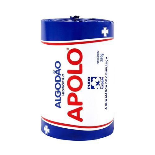 Algodão Apolo Hidrófilo 250g