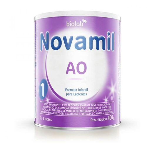 Formula Infantil Novamil Ao 1 400g