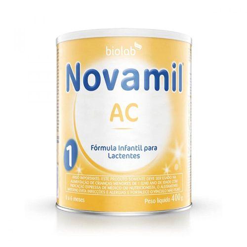 Formula Infantil Novamil Ac 1 400g