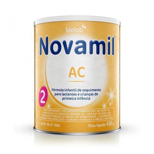 Formula Infantil Novamil Ac 2 400g
