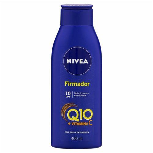 Hidratante Nivea Firmador Q10 Vitamina C Pele Seca 400ml