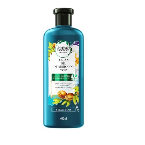 Shampoo Herbal Essences Bio:Renew Óleo de Argan 400ml