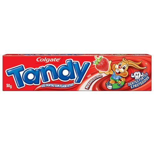 Gel Dental Colgate Tandy Morangostoso 50g