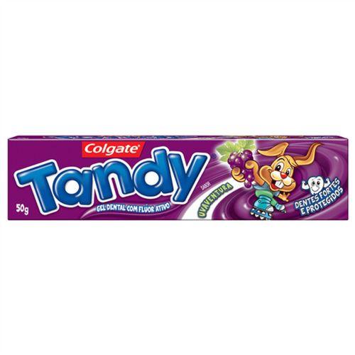 Gel Dental Colgate Tandy Uva Ventura 50g