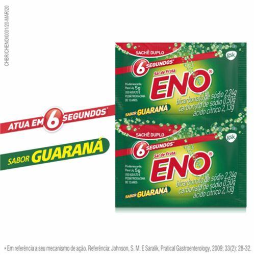 Sal De  Fruta Eno Guaraná Efervescente 2 Envelopes 5g