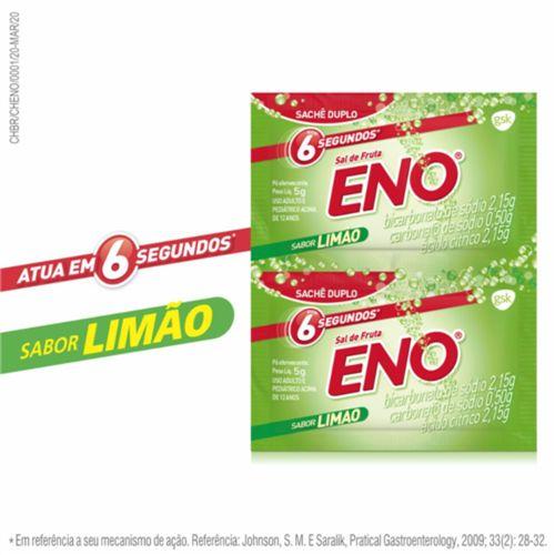 Sal De Fruta Eno Limão Efervescente 2x5g