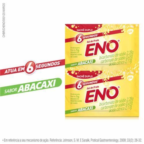 Sal De Fruta Abacaxi Envelope 2x5 G