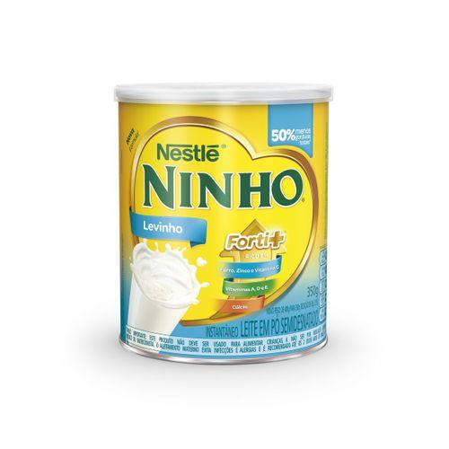Leite Ninho Levinho Semi Desnatado 350g