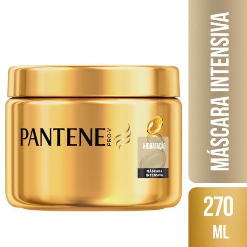 Creme Para Tratamento Pantene Hidratação 270ml
