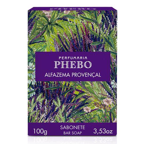 Sabonete em Barra Phebo Origens Alfazema Provencial 100g