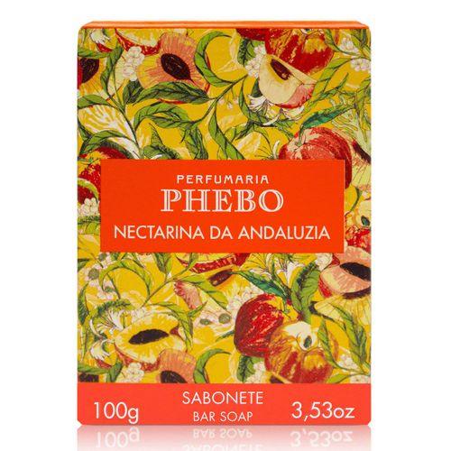 Sabonete em Barra Phebo Origens Nectarina Andaluzia 100g