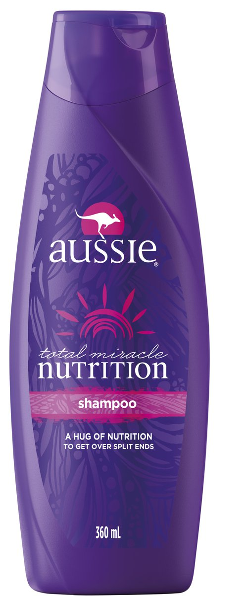 Shampoo Aussie Total Miracle Nutrition 360ml