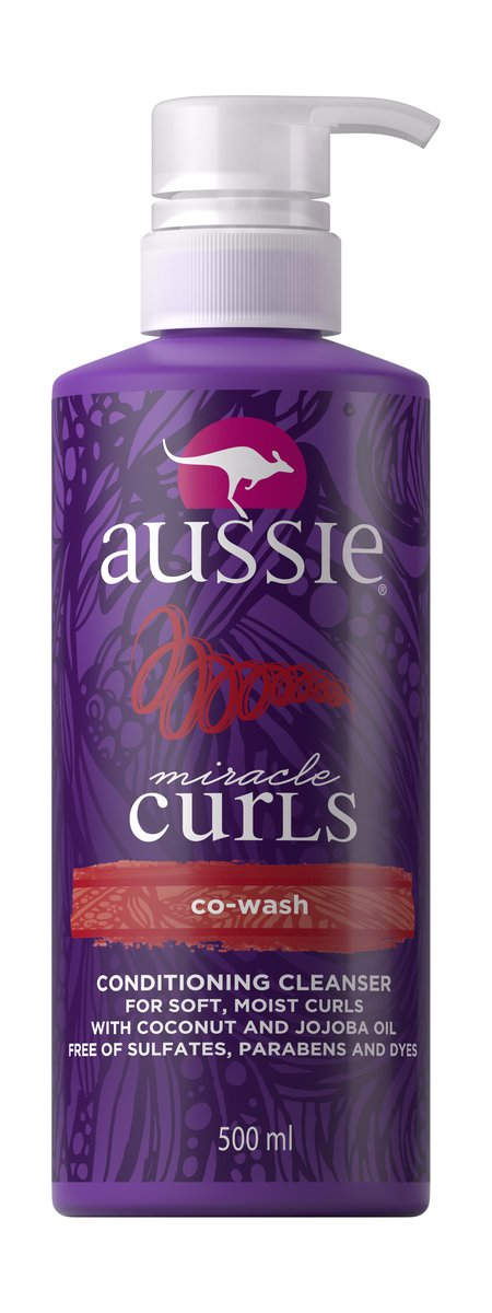 Condicionador Aussie Miracle Curls 500ml