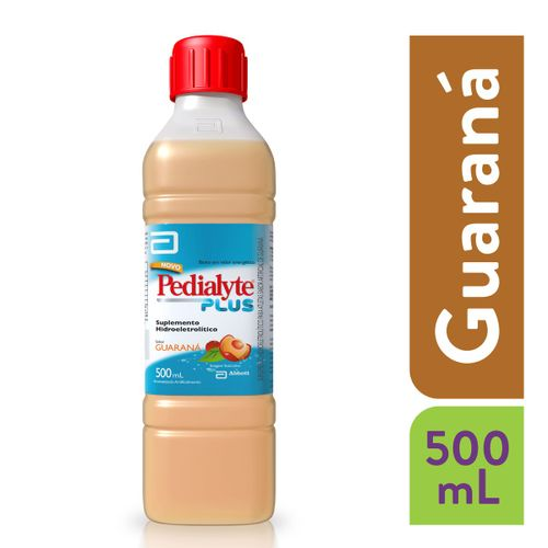 Pedialyte Plus Sabor Guarana 500ml