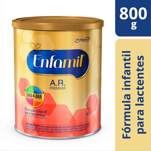 Fórmula Infantil Enfamil A.R. Premium - Lata 800g