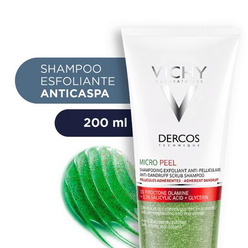 Shampoo Anticaspa Vichy Dercos Micropeel 200ml