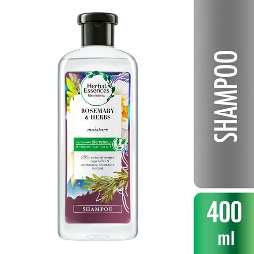 Shampoo Herbal Essences Bio:Renew Alecrim e Ervas 400ml