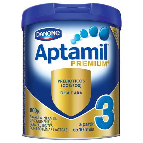 Fórmula Infantil Aptamil Premium 3 800g