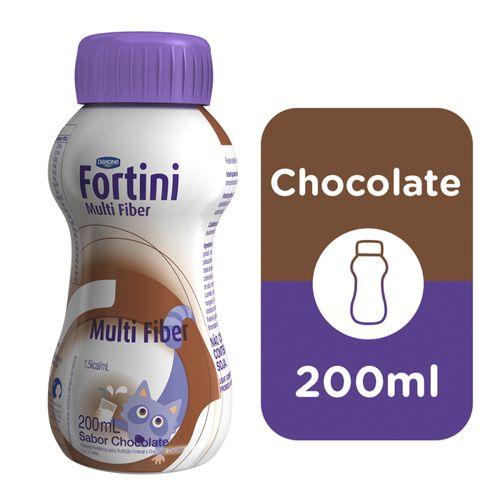 Fortini Multi Fiber Chocolate 200ml