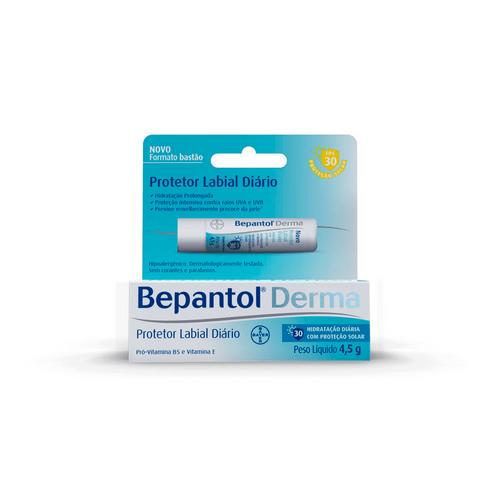 Bepantol Derma Protetor Labial FPS 30 4,5g