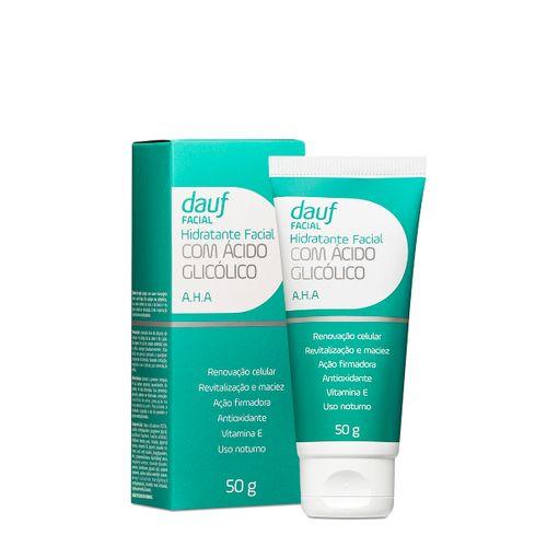 Hidratante Facial Dauf Com Ácido Glicólico 50g