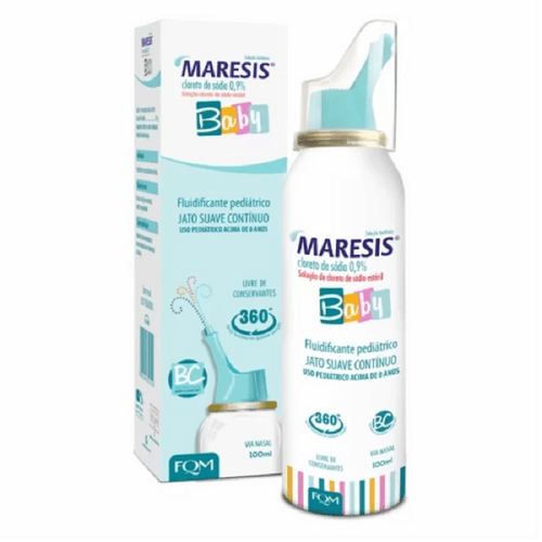 Maresis Baby Solução Spray 100ml