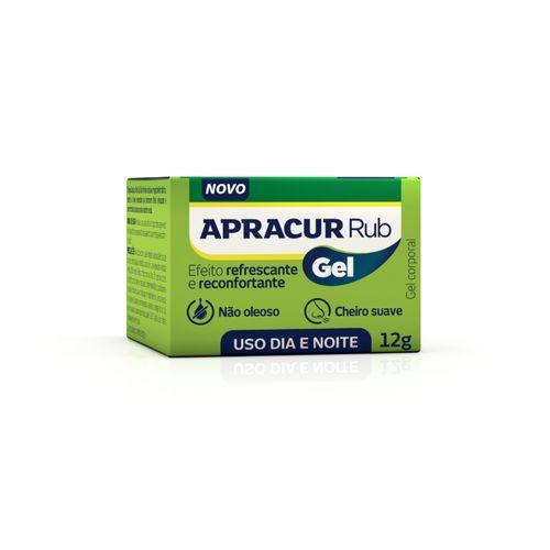 Apracur Rub Gel 12g