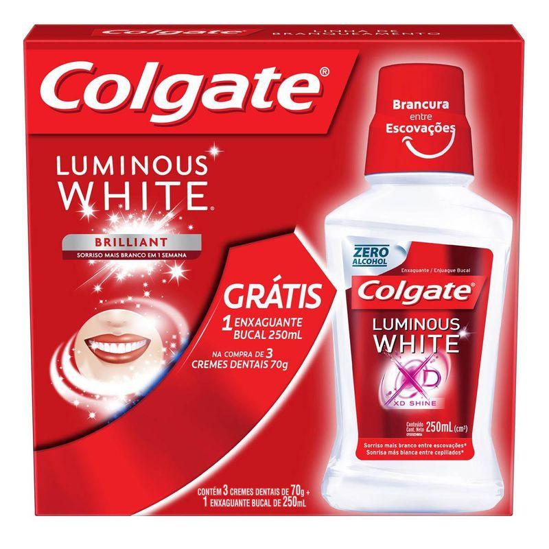 e268150d57ecf6f7139305cc02a0d9f7_creme-dental-colgate-luminous-white-brilliant-mint-70g-promo-gratis-1-enxaguante-bucal_lett_1