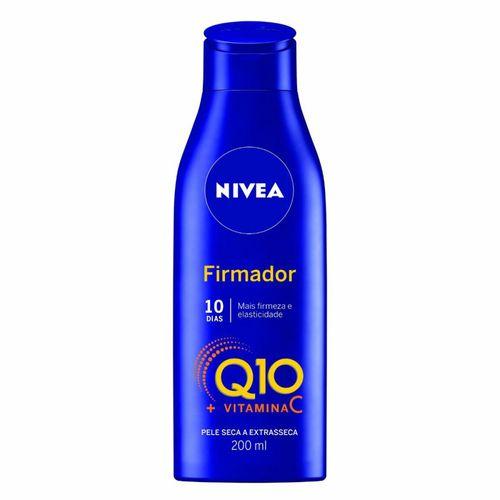 Deo-Hidratante Nívea Firmador Q10 + Vitamina C Pele Seca 200ml