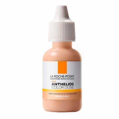 Pigmento Facial La Roche-Posay Anthelios Color Dose Claro Rosado 17ml