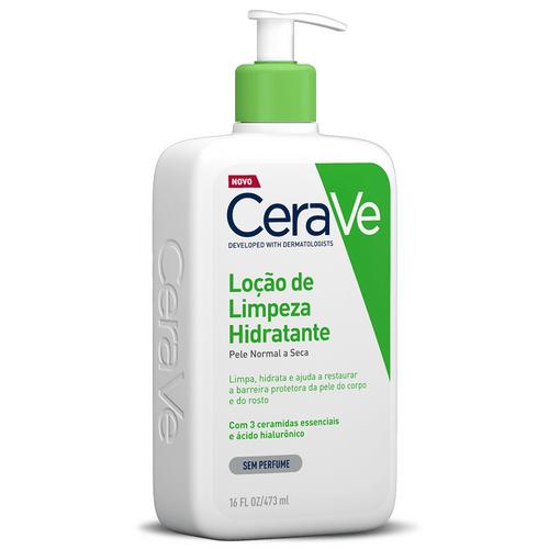 Loção De Limpeza Hidratante Cerave 473ml