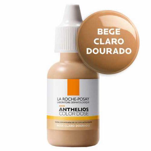 Pigmento Facial La Roche-Posay Anthelios Col Dose Dourado 17ml