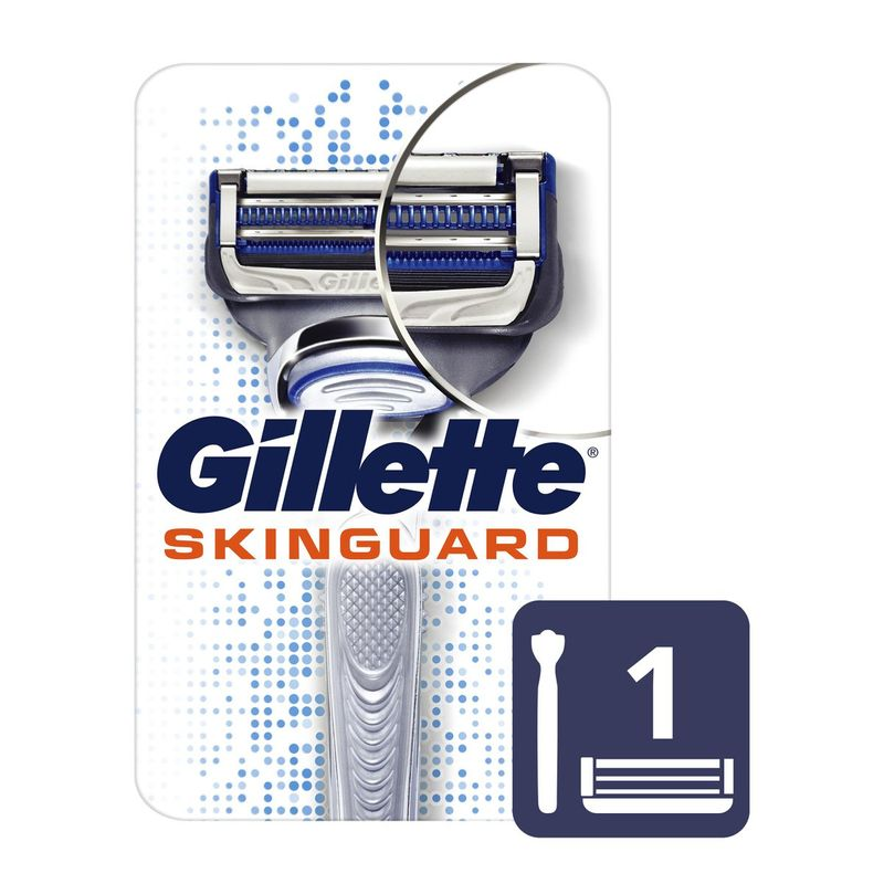 93f6c8ef9e4b895b0f0111f778f1dd01_gillette-aparelho-para-barbear-gillette-skinguard-sensitive-com-1-unidade_lett_1