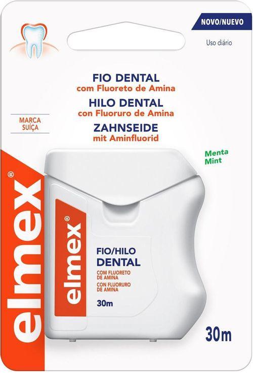 Fio Dental Elmex 30m