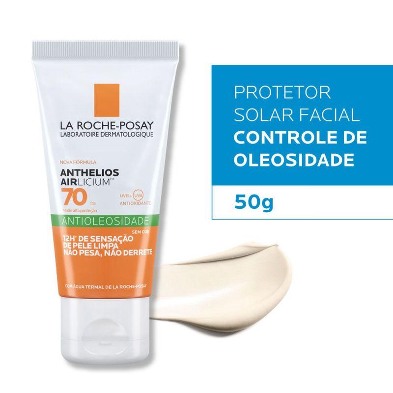 Protetor-Solar-Facial-Antioleosidade-La-Roche-Posay-Anthelios-Airlicium-Fps70-50g-Pague-Menos-45602-1
