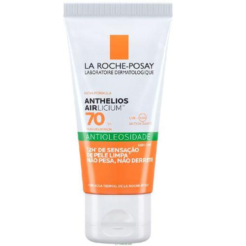 Protetor Solar Facial Antioleosidade La Roche-Posay Anthelios Airlicium Fps70 50g