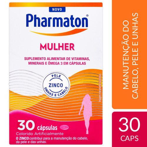 Multivitamínico Pharmaton Mulher 30 cápsulas