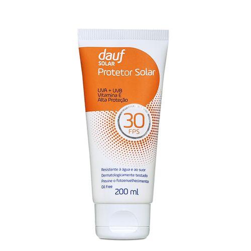 Protetor Solar Dauf Fps30 200ml