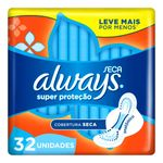 3fe617a242345e7f4d8be42a7642dbb8_always-absorvente-always-super-protecao-seca-com-abas-32-unidades_lett_1