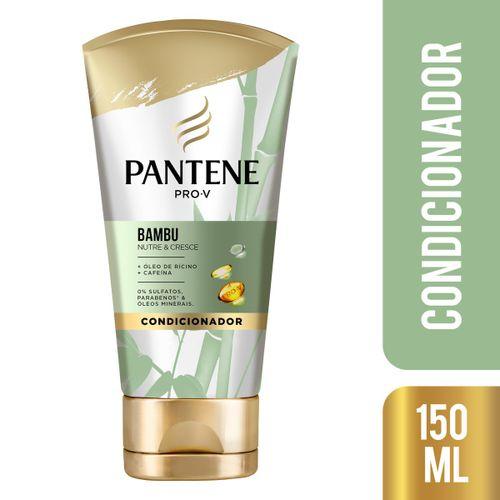 Condicionador Pantene Bambu 150ml