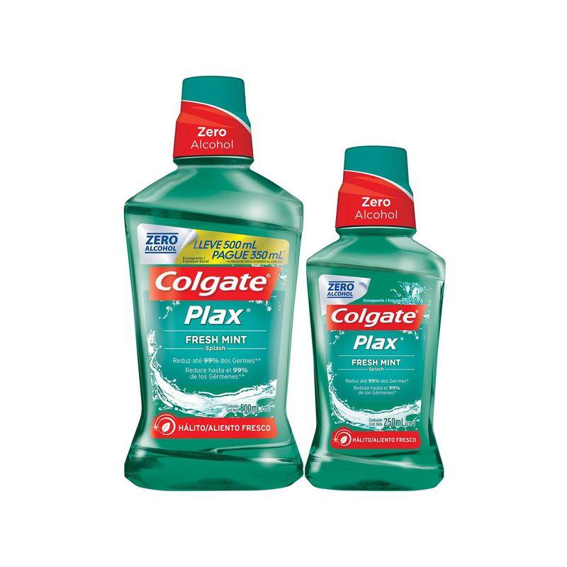 9b0e4c22f941533322c2f6ce8454670a_colgate-enxaguante-bucal-colgate-plax-fresh-mint-500ml-promo---r-199-leve-1-enxaguante-250ml_lett_3
