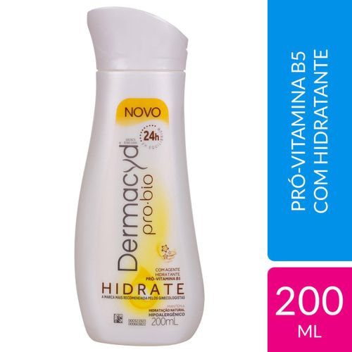 Sabonete Líquido Íntimo Pro Bio Hidrate 200ml