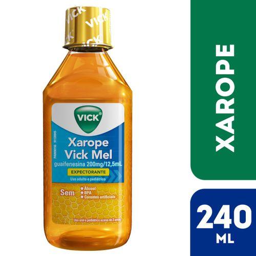 Xarope Vick Mel 240ml