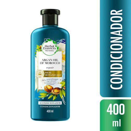 Condicionador Herbal Essences Bio:Renew Óleo de Argan 400ml