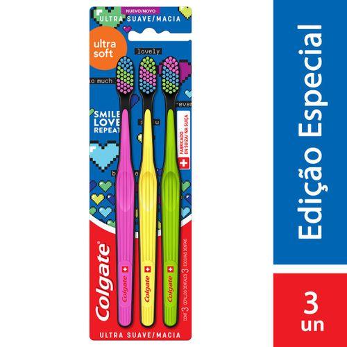 Escova Dental Colgate Be Soft With Yourself Macia Com 3 Unidades