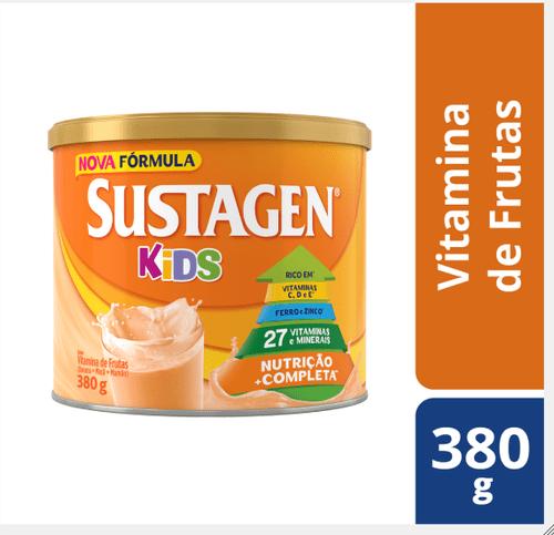 Sustagen Kids Vitamininas De Frutas 380g