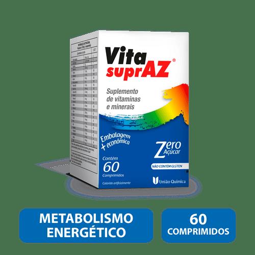 Vita Supraz Com 60 Comprimidos