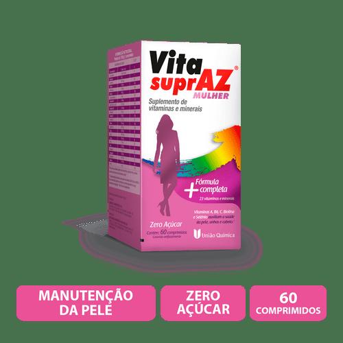 Vita Supraz Mulher Com 60 Comprimidos